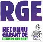 label RGE pour autoentrepreneur